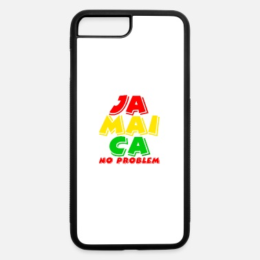 Jamaica Dancehall JAMAICA - NO PROBLEM - iPhone 7 & 8 Plus Case