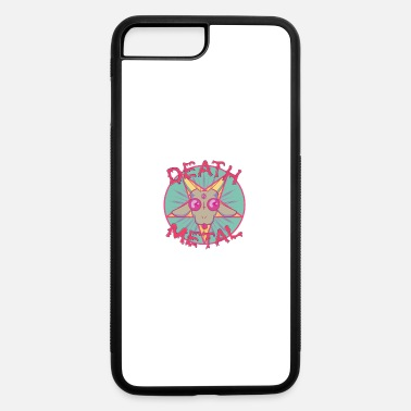 Rainbow Mosh HEAVY METAL PARODY - iPhone 7 & 8 Plus Case