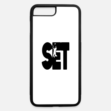 Set Set - iPhone 7 & 8 Plus Case
