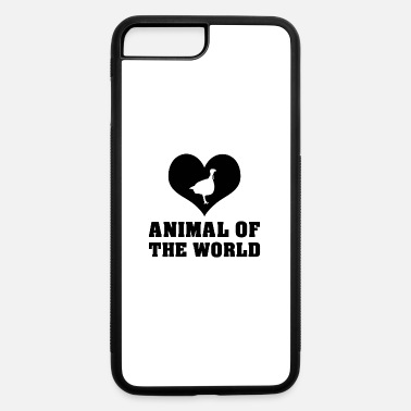 Funny Animal Animal of the world funny animal - iPhone 7 & 8 Plus Case
