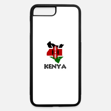Kenya kenya - iPhone 7 & 8 Plus Case
