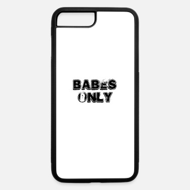 Urban Diva BABES ONLY STATEMENT PRESTIGE STATUS GIRL POWER - iPhone 7 & 8 Plus Case
