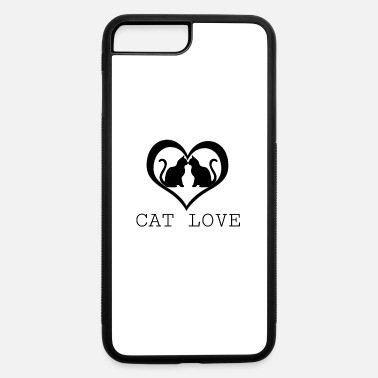 Cat Love Cat Love - iPhone 7 & 8 Plus Case