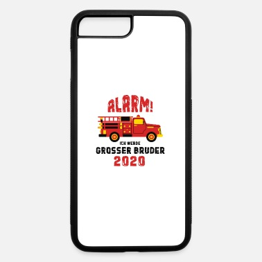 Volunteer Fire Department Firefighter Truck Father's Day - iPhone 7 & 8 Plus Case