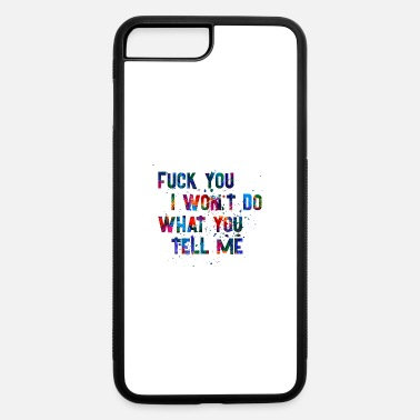 Telling TELL ME - iPhone 7 & 8 Plus Case