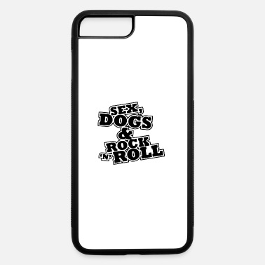 Guitarist Sex dogs - iPhone 7 & 8 Plus Case