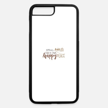 Pony This is our happy place - iPhone 7 & 8 Plus Case