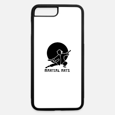 Martial martial arts - iPhone 7 & 8 Plus Case