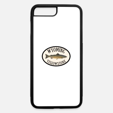 Wyoming Yellowstone Trout Fly Fishing Outdoors - iPhone 7 & 8 Plus Case