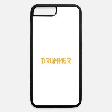 Drumsticks Who needs Abi when he can be a drummer - iPhone 7 & 8 Plus Case