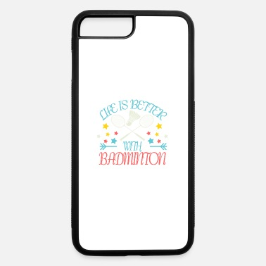 Badminton Badminton Athletes - iPhone 7 & 8 Plus Case