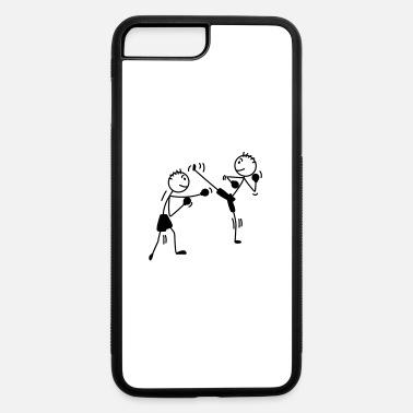 Sparring Kickboxing sparring - iPhone 7 & 8 Plus Case