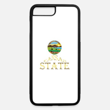 Kansas Kansas - iPhone 7 & 8 Plus Case