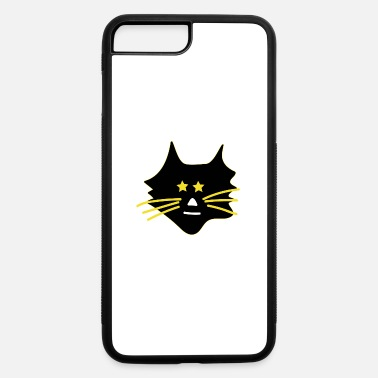 Asterisk Cute cat with asterisks - iPhone 7 & 8 Plus Case