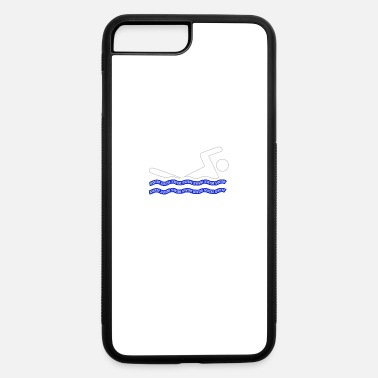 Swimming Trunks swim swim - iPhone 7 & 8 Plus Case