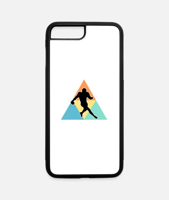 Usa iPhone Cases - American Football - iPhone 7 & 8 Plus Case white/black