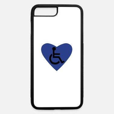 Disabled Disability Symbol - iPhone 7 & 8 Plus Case