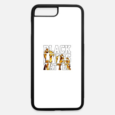 Black Black Lives Matter - iPhone 7 & 8 Plus Case