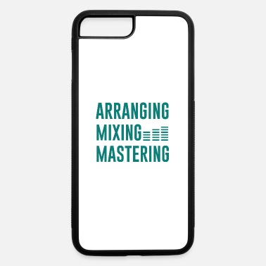 Arrangement Arranging mixing mastering - iPhone 7 & 8 Plus Case