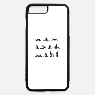 Sex Position positions - iPhone 7 & 8 Plus Case