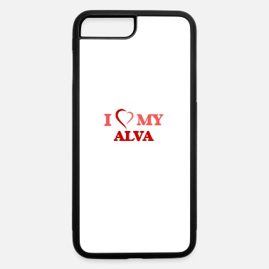 Alva Love I love my Alva - iPhone 7 & 8 Plus Case