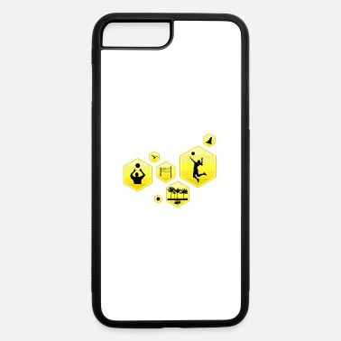Beach Volleyball Beach Volleyball - iPhone 7 & 8 Plus Case