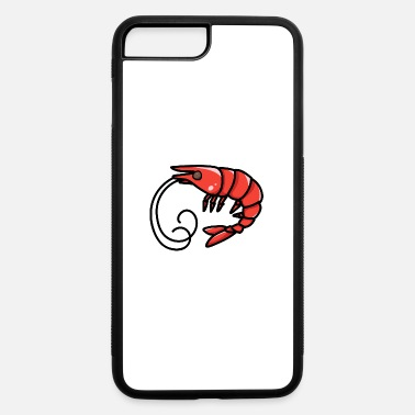 Delicacy Shrimp fresh seafood plankton food delicacy - iPhone 7 & 8 Plus Case