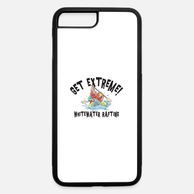 Whitewater Whitewater Rafting - iPhone 7 & 8 Plus Case