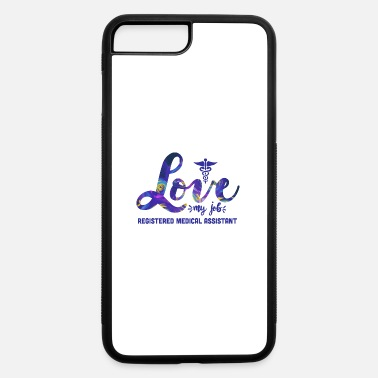 Registered Medical Assistant Registered medical assistant, rma - iPhone 7 & 8 Plus Case