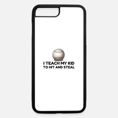 Baseball HIT AND STEAL BASEBALL - iPhone 7 & 8 Plus Case