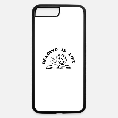 Read reading is - iPhone 7 Plus/8 Plus Rubber Case