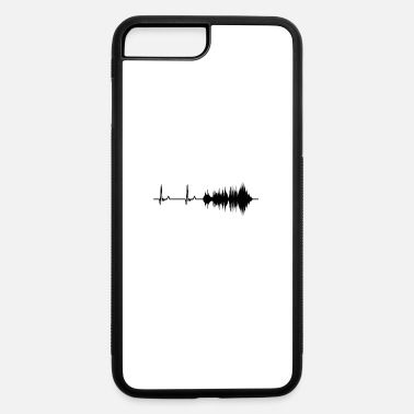Sound Engineer Sound Engineer Heartbeat - iPhone 7 & 8 Plus Case