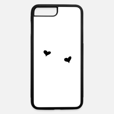 Hearts heart hearts - iPhone 7 & 8 Plus Case