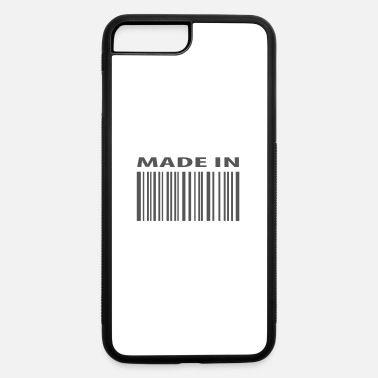Bar Code Bar Code - iPhone 7 & 8 Plus Case