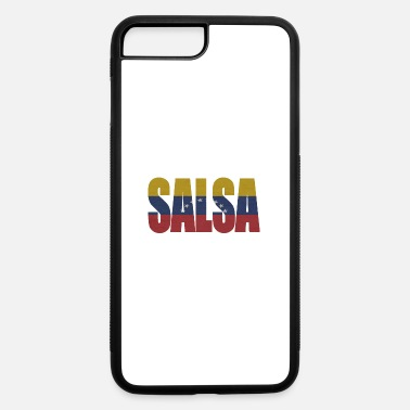 Venezolanas Salsa VZ - iPhone 7 & 8 Plus Case