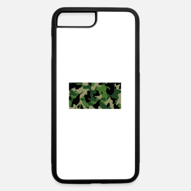 Samsung- Samsung Cases Camouflage Green - iPhone 7 & 8 Plus Case