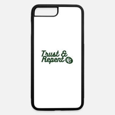 Christian Apparel Trust and Repent - Northbound Christian Apparel - iPhone 7 & 8 Plus Case