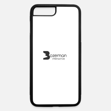 Bozeman Bozeman Interactive Dark - iPhone 7 & 8 Plus Case