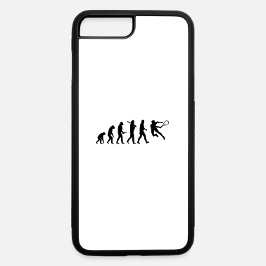Hits tennis hit - iPhone 7 Plus/8 Plus Rubber Case