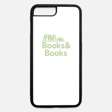 Book Books and books - iPhone 7 & 8 Plus Case