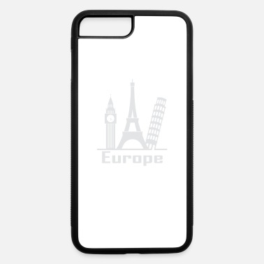 Europe Europe - iPhone 7 Plus/8 Plus Rubber Case