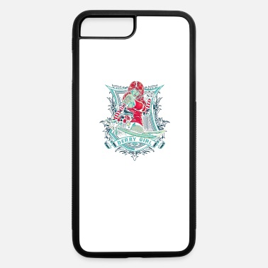 Derby derby girl - iPhone 7 & 8 Plus Case