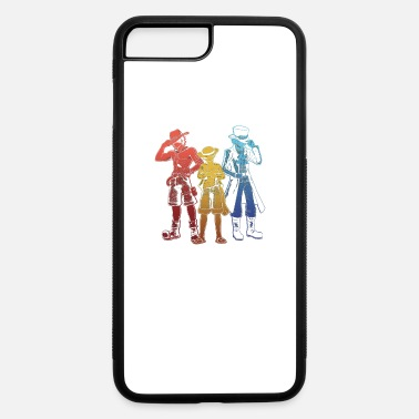 Piece one piece pirate brother - iPhone 7 & 8 Plus Case