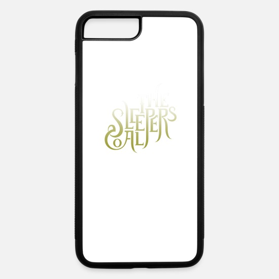 Art iPhone Cases - The sleepers al - iPhone 7 & 8 Plus Case white/black