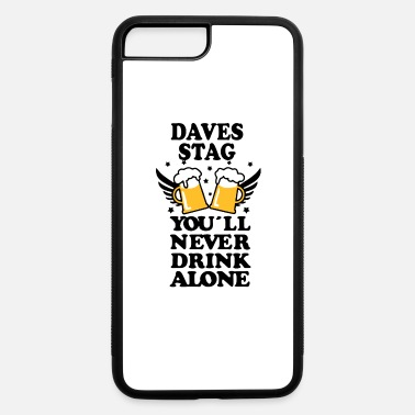 Stag Hen Party Stag DO Hen PARTY HOLIDAY - iPhone 7 & 8 Plus Case