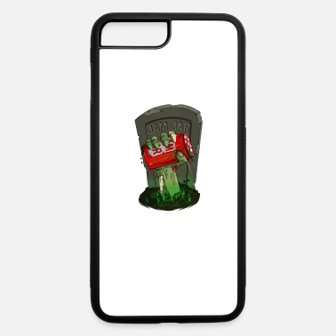 Grave From the grave - iPhone 7 Plus/8 Plus Rubber Case
