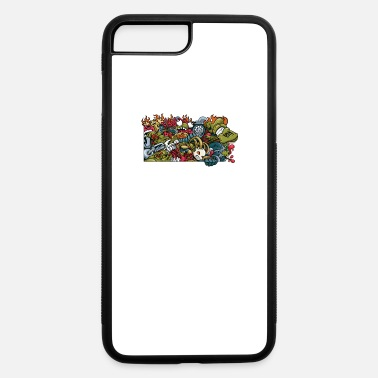Hero Heroes - iPhone 7 Plus/8 Plus Rubber Case