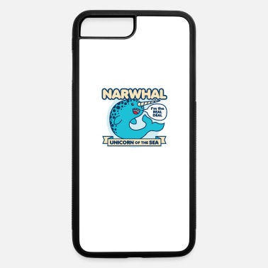 Narwhal Narwhal - iPhone 7 & 8 Plus Case