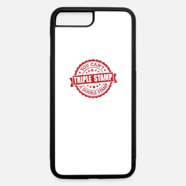 Stamp Triple Stamp - iPhone 7 & 8 Plus Case