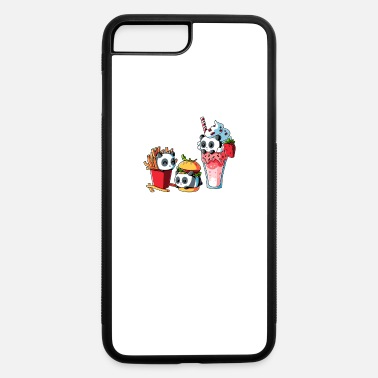 Meal COMBO MEAL - iPhone 7 Plus/8 Plus Rubber Case